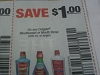 15 Coupons $2/1 OxiClean HD Liquid Laundry Detergent 2/20/2016