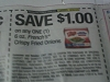 15 Coupons $.50/1 Bounty Basic or Charmin Basic Product ( no Single Roll) 10/24/2015