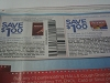 15 Coupons $2/1 Dove Men+Care Body and Face Bar 6pk 10/25/2015