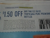 15 Coupons $1/1 Advil Regular Migraine 40ct+ or PM 20ct 2/1/2017