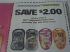 15 Coupons $1/2 Suave Professionals 28oz Shampoo or Conditioner (no 2oz) 10/25/2015