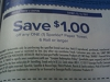 15 Coupons Buy 2 Get 1 FREE Dial or Tone Body Wash, Bar Soap 6pk+ 1/29/2017
