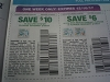 15 Coupons $.50/1 Pampers Wipes 56ct+ 7/16/2016