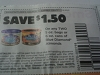 15 Coupons $1.50/2 5oz bags or 6oz cans Blue Diamond Almonds 7/22/2017