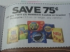 15 Coupons $.75/2 Nabisco Cookie or Cracker 7/1/2017