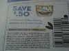 15 Coupons $.50/1 Blue Bunny 46 - 18oz Ice Cream Carton 6/18/2017