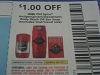 15 Coupons $1/1 Old Spice Antiperspirant Deodorant Body Wash or Bar Soap 6/10/2017