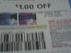 15 Coupons $1/1 Always Radiant or Infinity Pads 11ct 6/10/2017