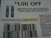 15 Coupons $1/1 Adult Oral B Manual Toothbrush 6/10/2017