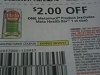 15 Coupons $2/1 Metamucil (no 1ct Bar) 6/24/2017