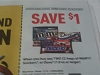15 Coupons $1/2 Snicker's Dove or M&M's 7.9oz+ bags  DND 7/16/2017
