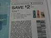 15 Coupons $2/2 Tone Body Wash or Bar Soap 6 Bar 6/25/2017