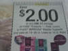 15 Coupons $2/1 Poise Pads Liners or Poise Impressa Bladder Supports 6/24/2017