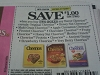 15 Coupons $1/2 Cheerios Cereals 7/15/2017