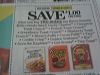 15 Coupons $1/2 General Mills Cereals Lucky Charms Cinnamon Toast Crunch 7/15/2017