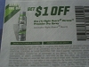 15 Coupons $1/1 Right Guard Xtreme Precision Dry Spray 7/2/2017
