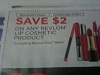 15 Coupons $2/1 Revlon Lip Cosmetic 7/2/2017