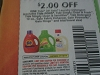 15 Coupons $2/1 Tide or Gain Laundry Detergent 7/15/2017
