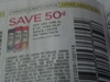 15 Coupons $.50/1 8oz Pure Silk Shave Cream or Twin Pack 8/19/2017