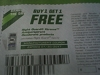 15 Coupons Buy 1 Get 1 FREE Right Guard Xtreme Antiperspirant Deodorant 7/30/2017