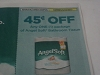 15 Coupons $.45/1 Angel Soft Bathroom Tissue 8/23/2017