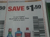 15 Coupons $1.50/1 Colgate Mouthwash or Mouth Rinse 400ml+ 8/5/2017