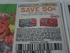 15 Coupons $.50/2 Kool Aid Jammers 9/17/2017