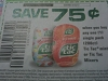 15 Coupons $.75/1 Tic Tac Mints or Mixers 200ct 9/25/2017