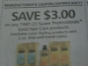 15 Coupons $3/2 Suave Professionals Gold Hair Care 8/6/2017