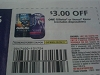 15 Coupons $3/1 Gillette or Venus Razor (no disposable) 9/9/2017