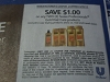 15 Coupons $1/2 Suave Professionals Gold Hair Care 8/20/2017