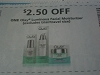 15 Coupons $2.50/1 Olay Luminois Facial Moisturizer 8/26/2017