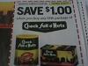 15 Coupons $1/1 Chock Full o Nuts 9/30/2017