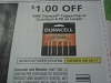 15 Coupons $1/1 Duracell Coppertop 6pk Batteries 9/16/2017