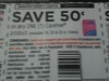 15 Coupons $.50/1 Carefree Products (no 18,20or 22ct Liners) 9/30/2017