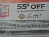 15 Coupons $.55/1 Sunbelt Bakery Product 10/30/2017