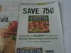 15 Coupons $.75/1 Freschetta Artisian Crust Brick Oven Naturally Rising or Gluten Free Pizza DND 10/7/2017