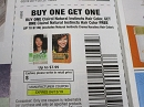 15 Coupons Buy 1 Get 1 FREE Clairol Natural Instincts Hair Color 4/13/2019