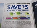15 Coupons $5/2 Tena Products 4/14/2019