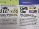 15 Coupons $1/1 Butterfinger Crunch 100 Grand Mini or Fun Size Bag + $.50/2 Butterfinger Crunch Baby Ruth or 100 Grand Single or Share Pack Bars 6/30/2019