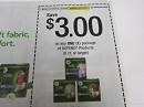 15 Coupons $3/1 Depend 8ct 4/27/2019