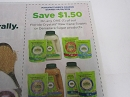 15 Coupons $1.50/1 Floridia Crystals Raw Cane Sugar or Demerera 6/8/2019