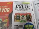 15 Coupons $.75/2 bags Ritz Crisp & Thins Chips or Toasted Chips 5/11/2019