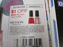 15 Coupons $1/1 Revlon Nail Color 5/4/2019