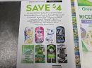 15 Coupons $4/1 Schick or Skintimate Disposable Razor Pack, Schick Xtreme5 or Hydro Silk 3 Razor or Refill 4/27/2019