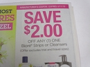 15 Coupons $2/1 Biore Strips or Cleansers 5/11/2019