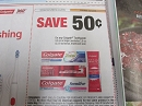 15 COUPONS $.50/1 Colgate Toothpaste 3.0oz 4/27/2019