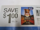 15 Coupons $1/1 Kibbles N Bites Dry Dog Food 6/9/2019