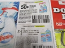 15 Coupons $.50/1 Windex + $1.50/1 Windex 2 Liter Refill 5/25/2019