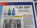 15 Coupons $1/1 Crest Mouthwash 473ml 5/11/2019